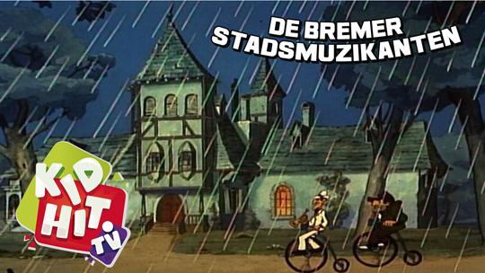 Bremer Stadsmuzikanten 05 Het spookhuis